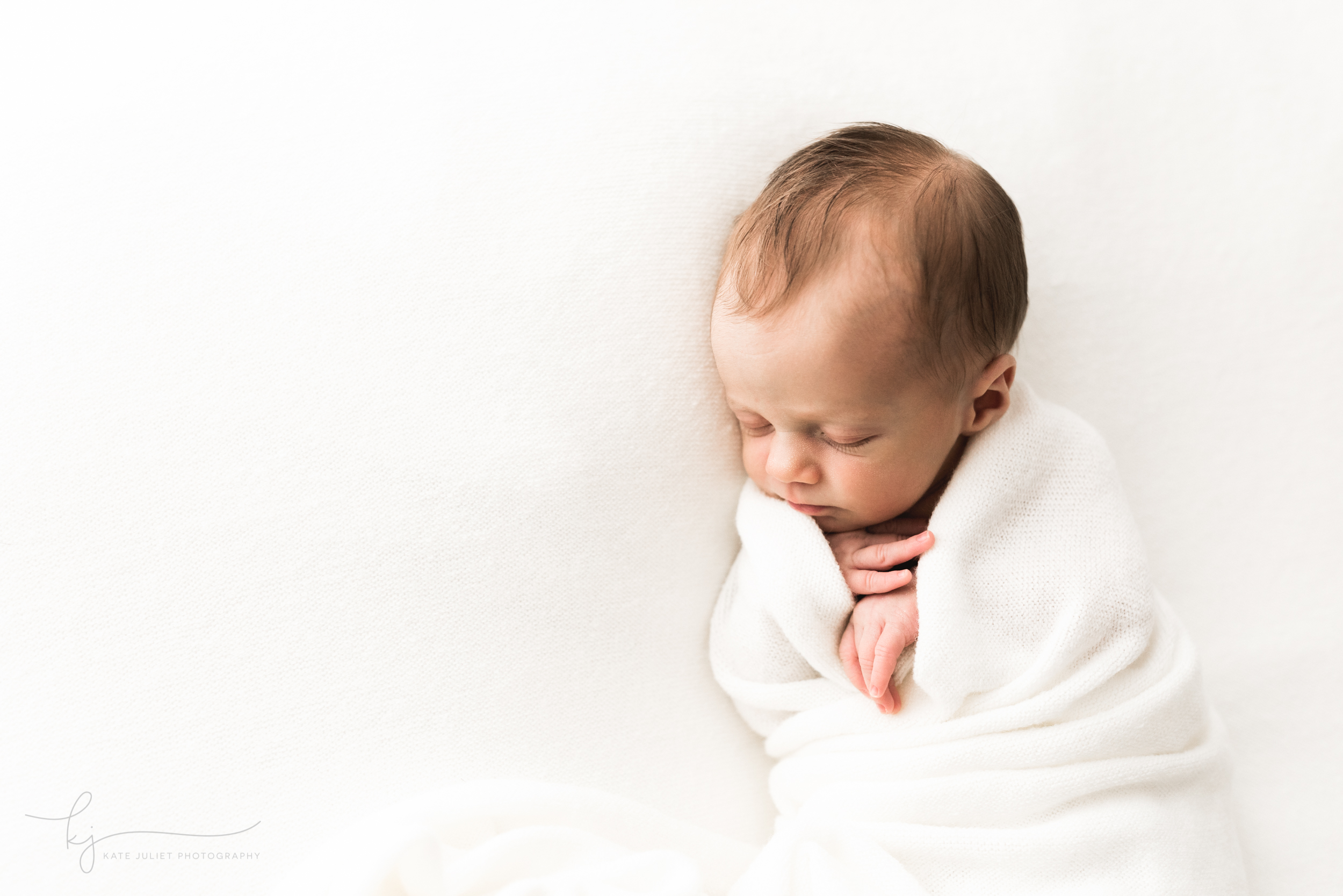 Reston VA Newborn Baby Photographer | Kate Juliet Photography