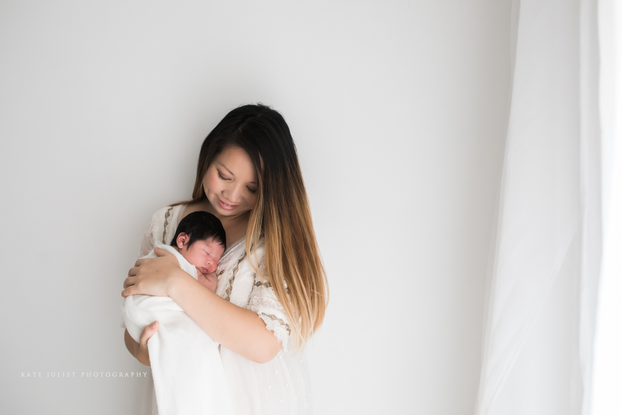 Herndon VA Newborn Photographer | Kate Juliet Photography