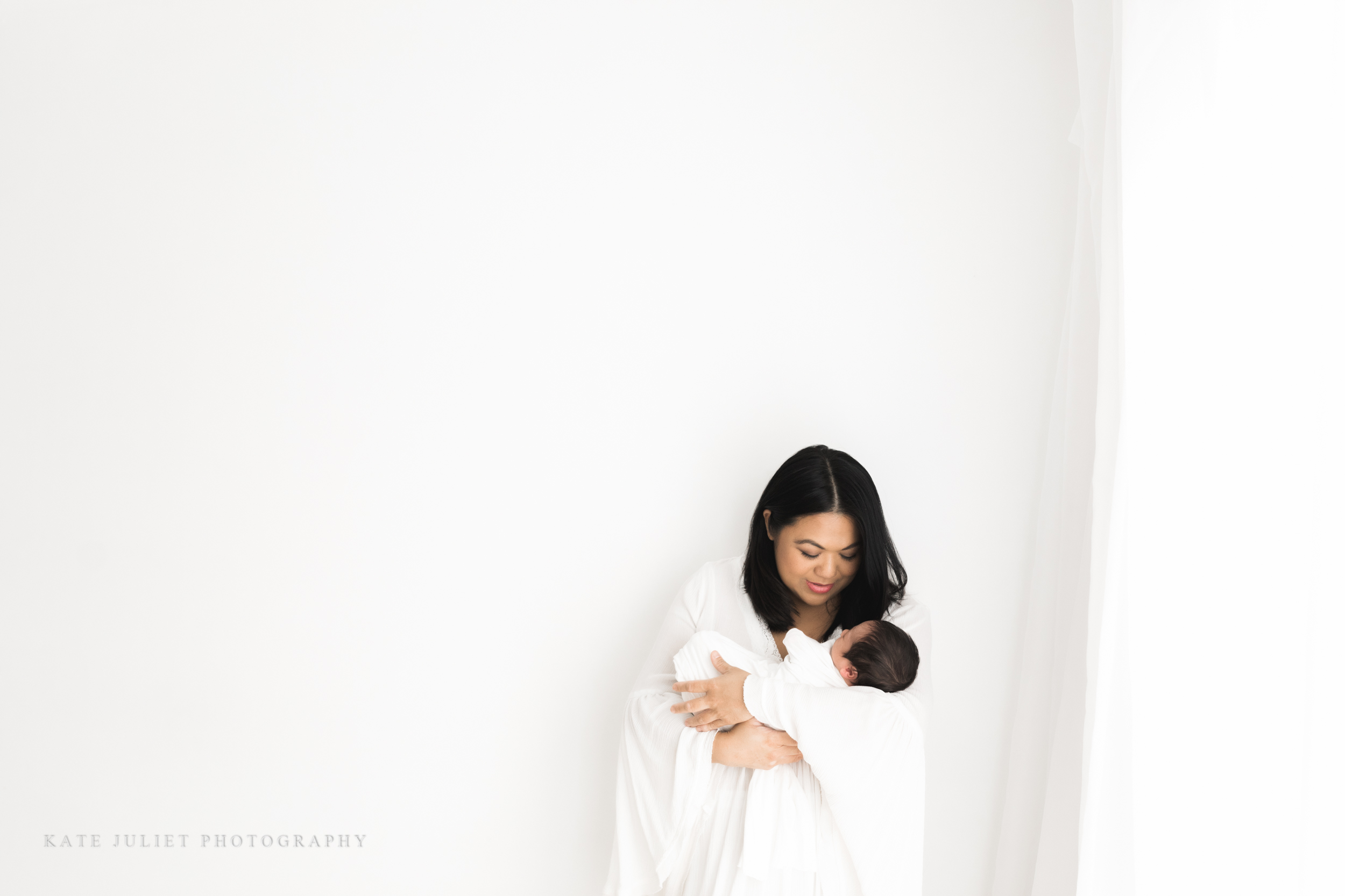 Vienna VA Newborn Photographer | Kate Juliet Photography