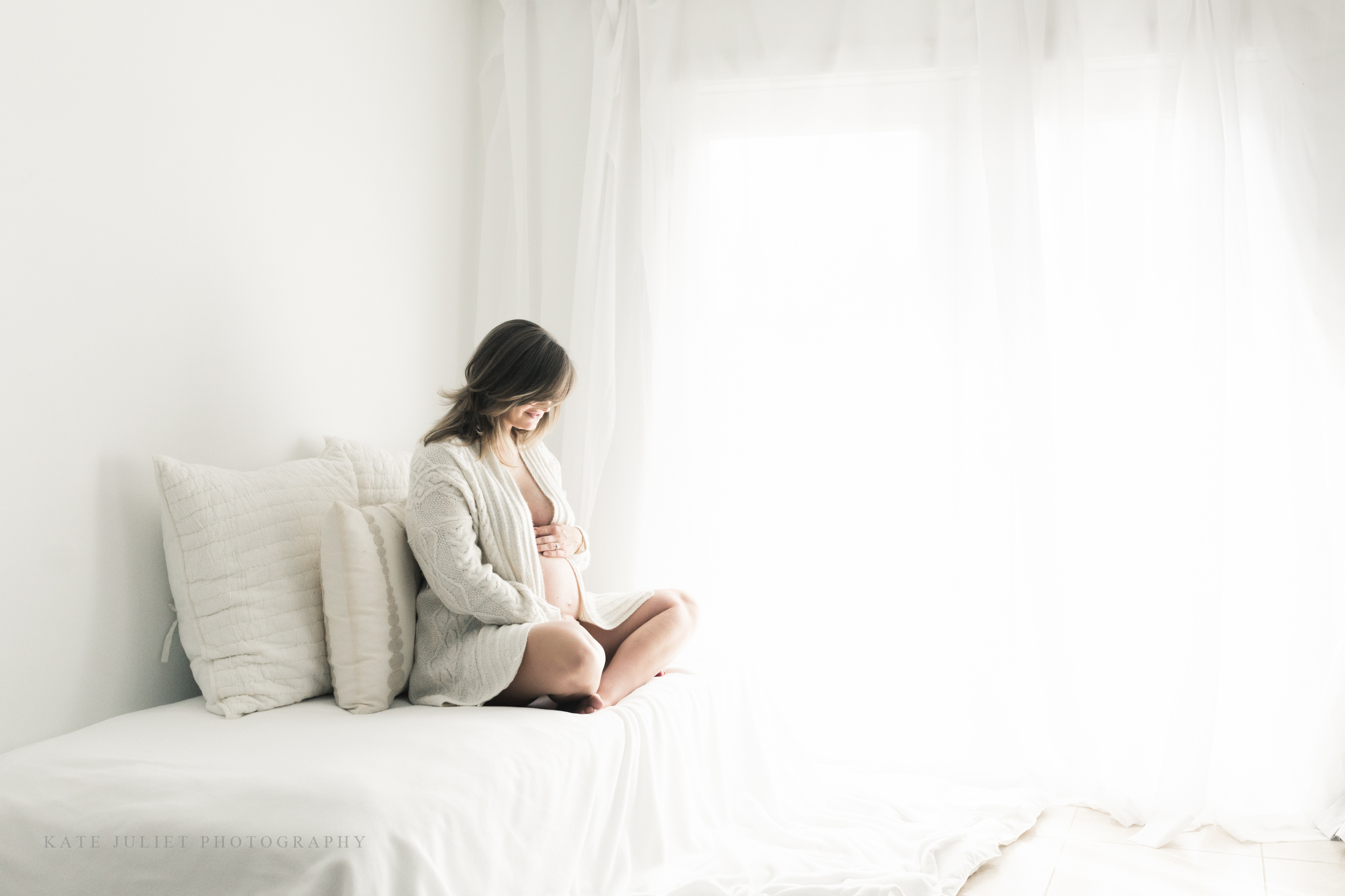 Washington DC Maternity Pregnancy Photographer | Kate Juliet Photography
