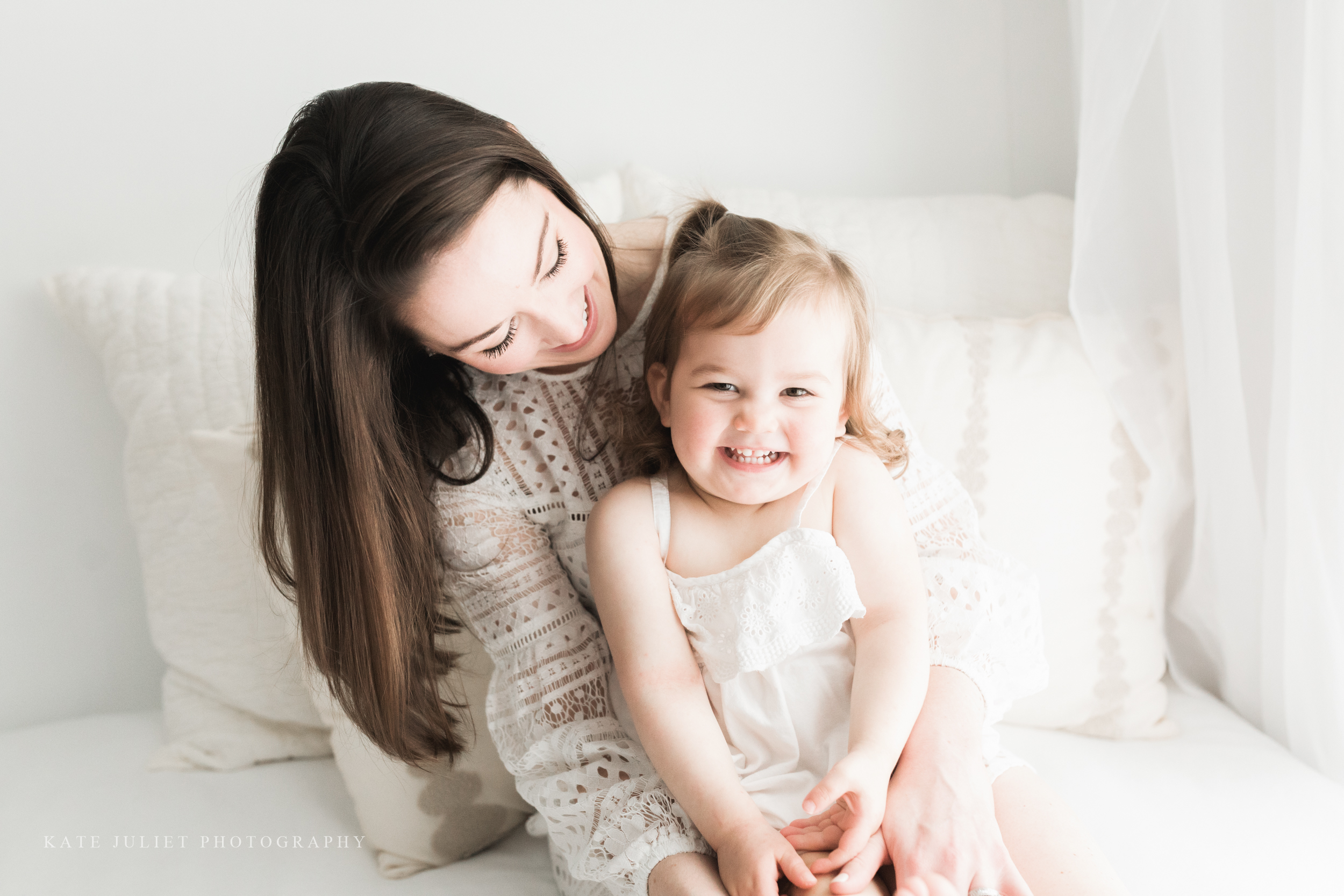 Northern VA Mother Child Photographer | Kate Juliet Photography