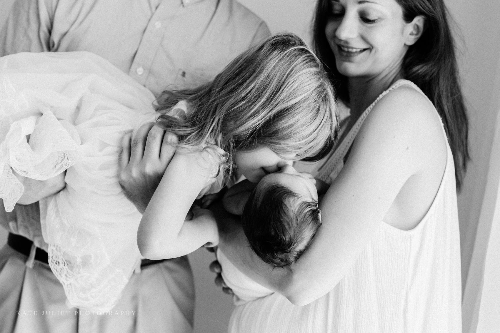 Fairfax VA Newborn Family Photographer   Kate Juliet Photography