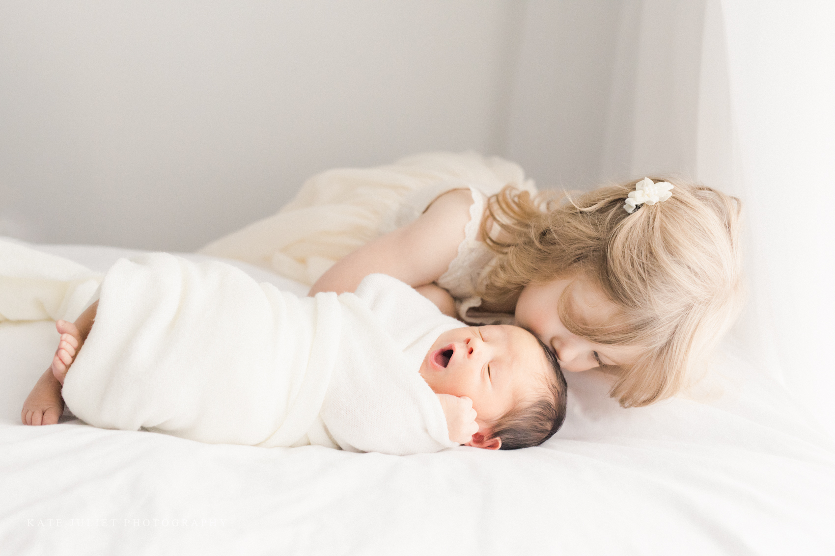 Fairfax VA Newborn Family Photographer | Kate Juliet Photography
