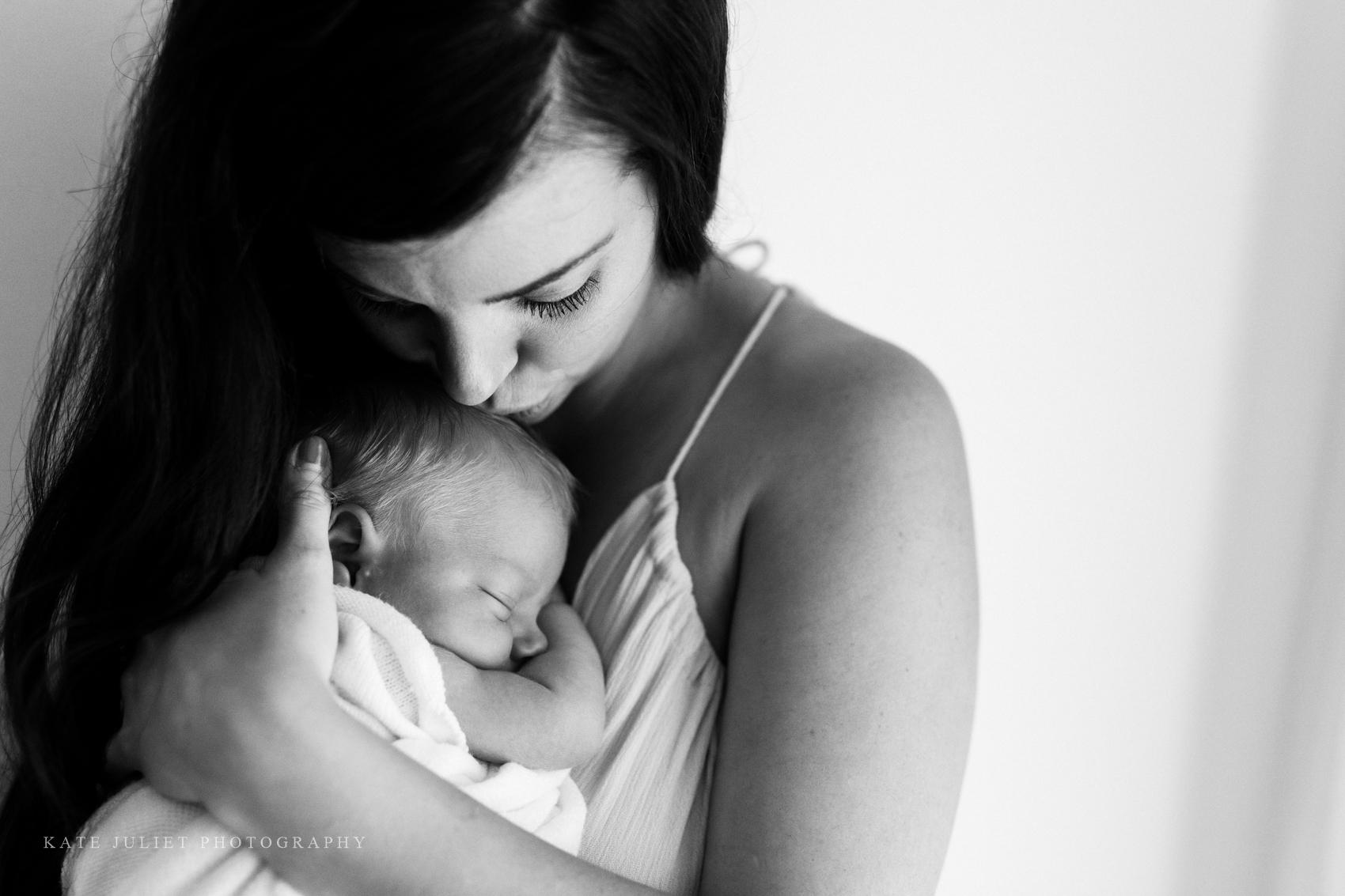 Northern VA Newborn Photographer | Kate Juliet Photography