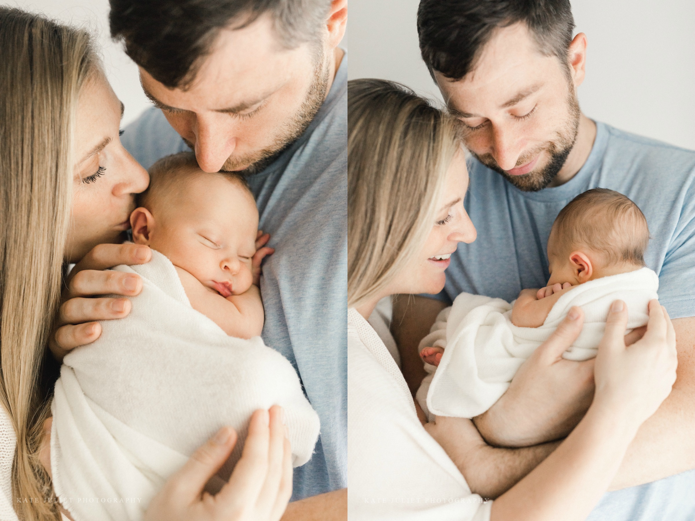 Fairfax VA Newborn Baby Photographer | Kate Juliet Photography