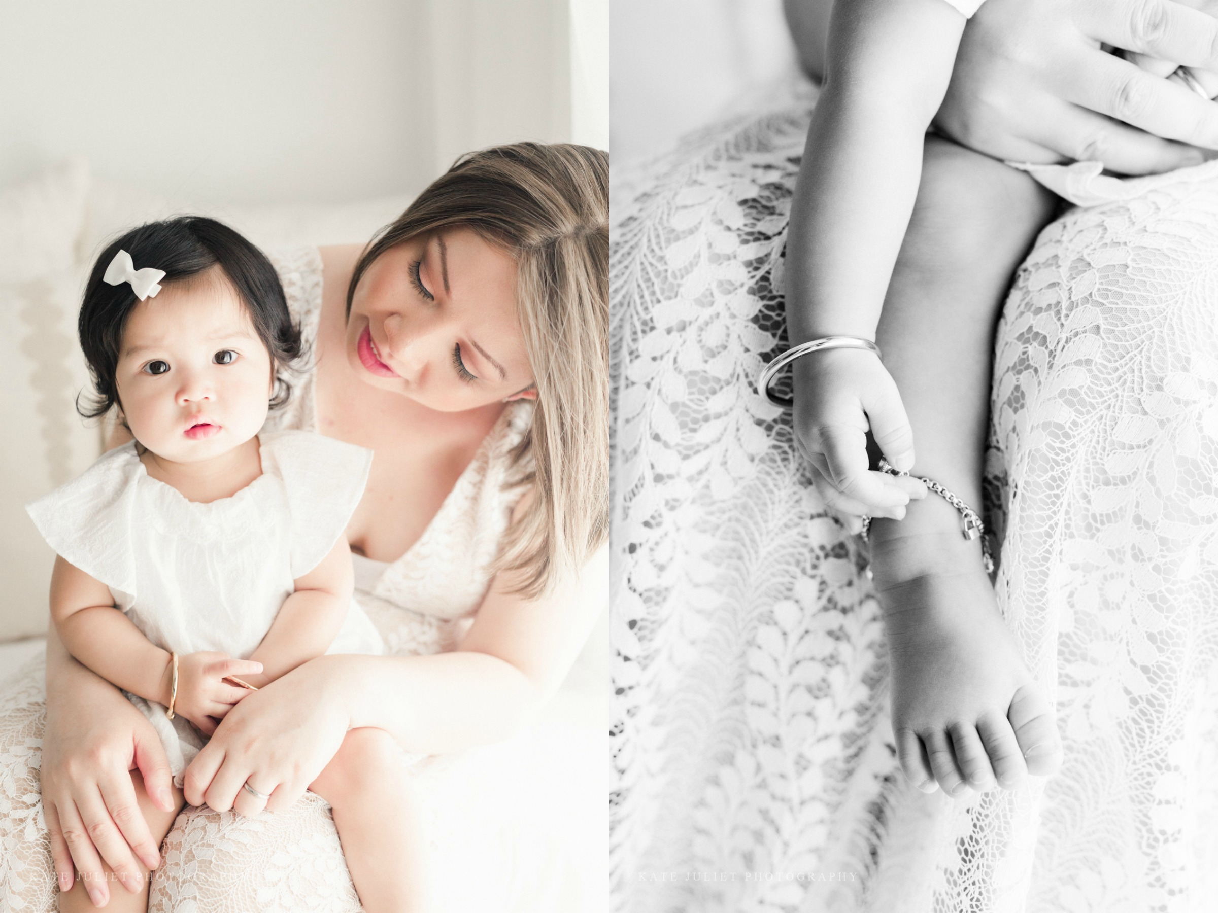 Herndon VA Baby Photographer | Kate Juliet Photography