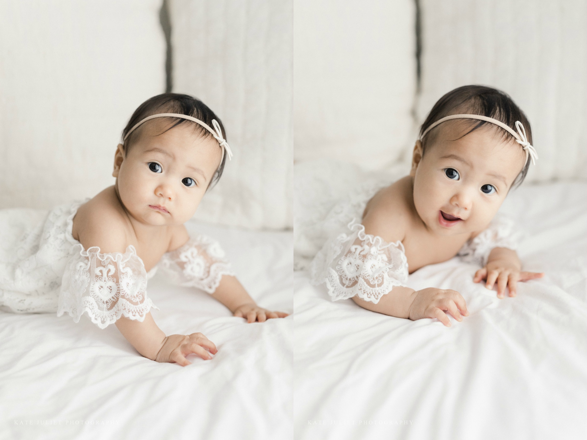 Northern VA Baby Photographer | Kate Juliet Photography