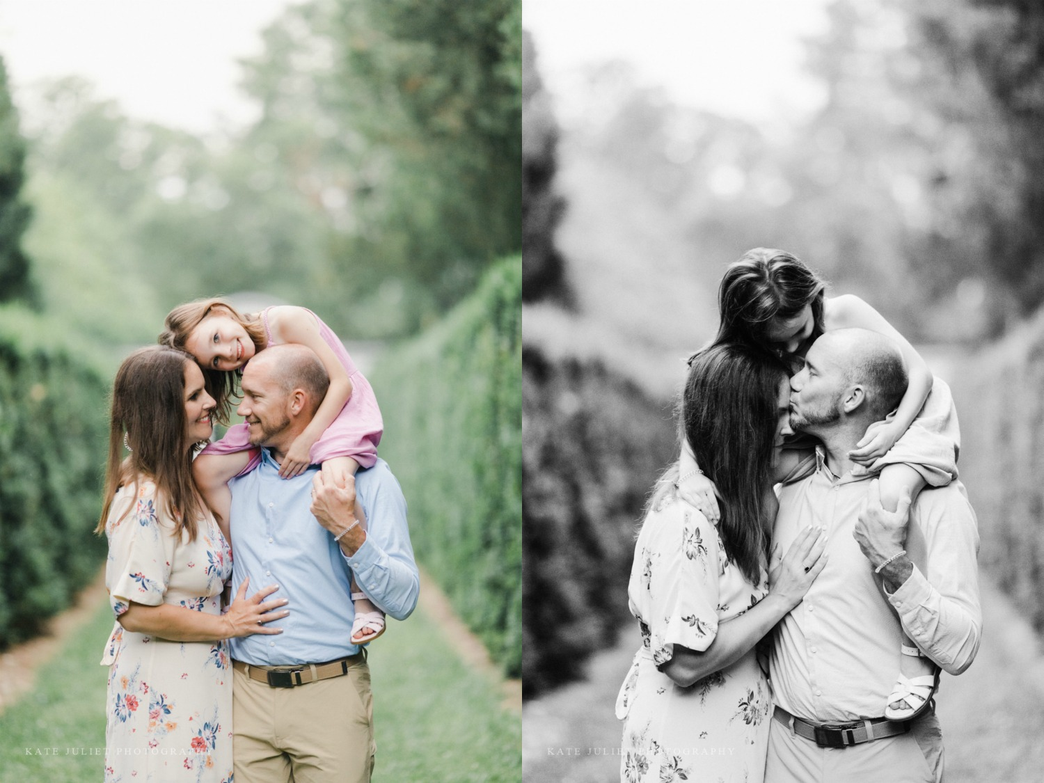 Great Falls VA Family Photographer | Kate Juliet Photography