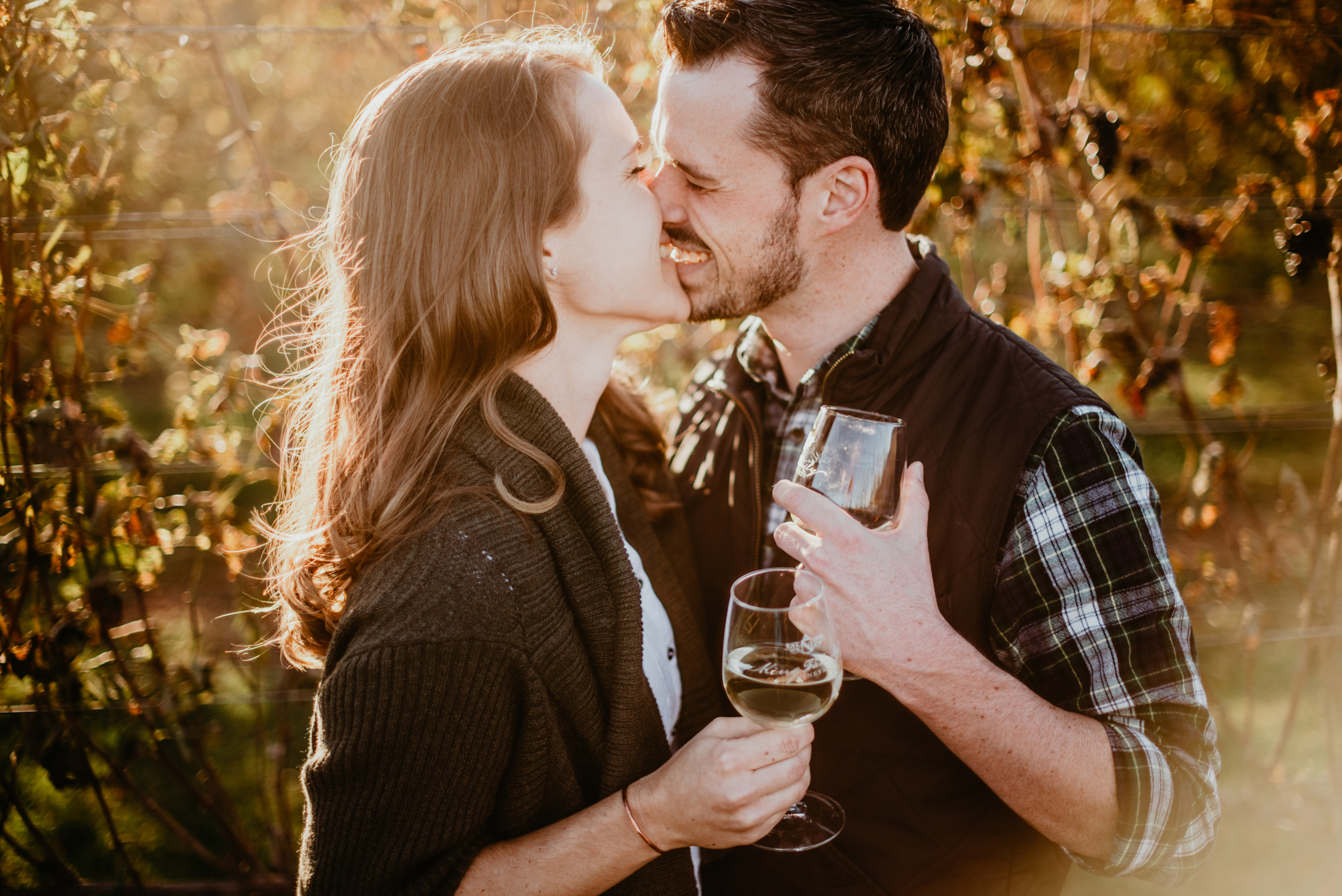 Charlottesville Vineyard Engagement