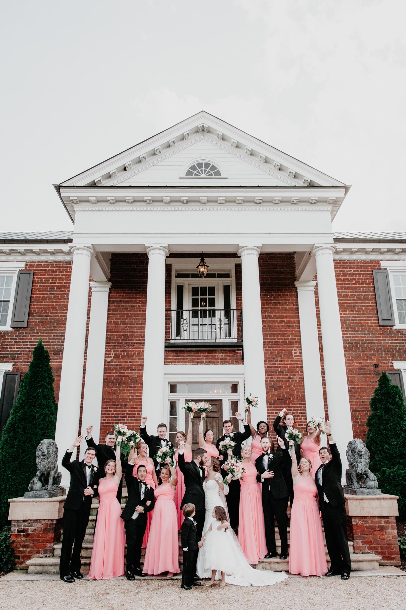 Elegant Estate Wedding