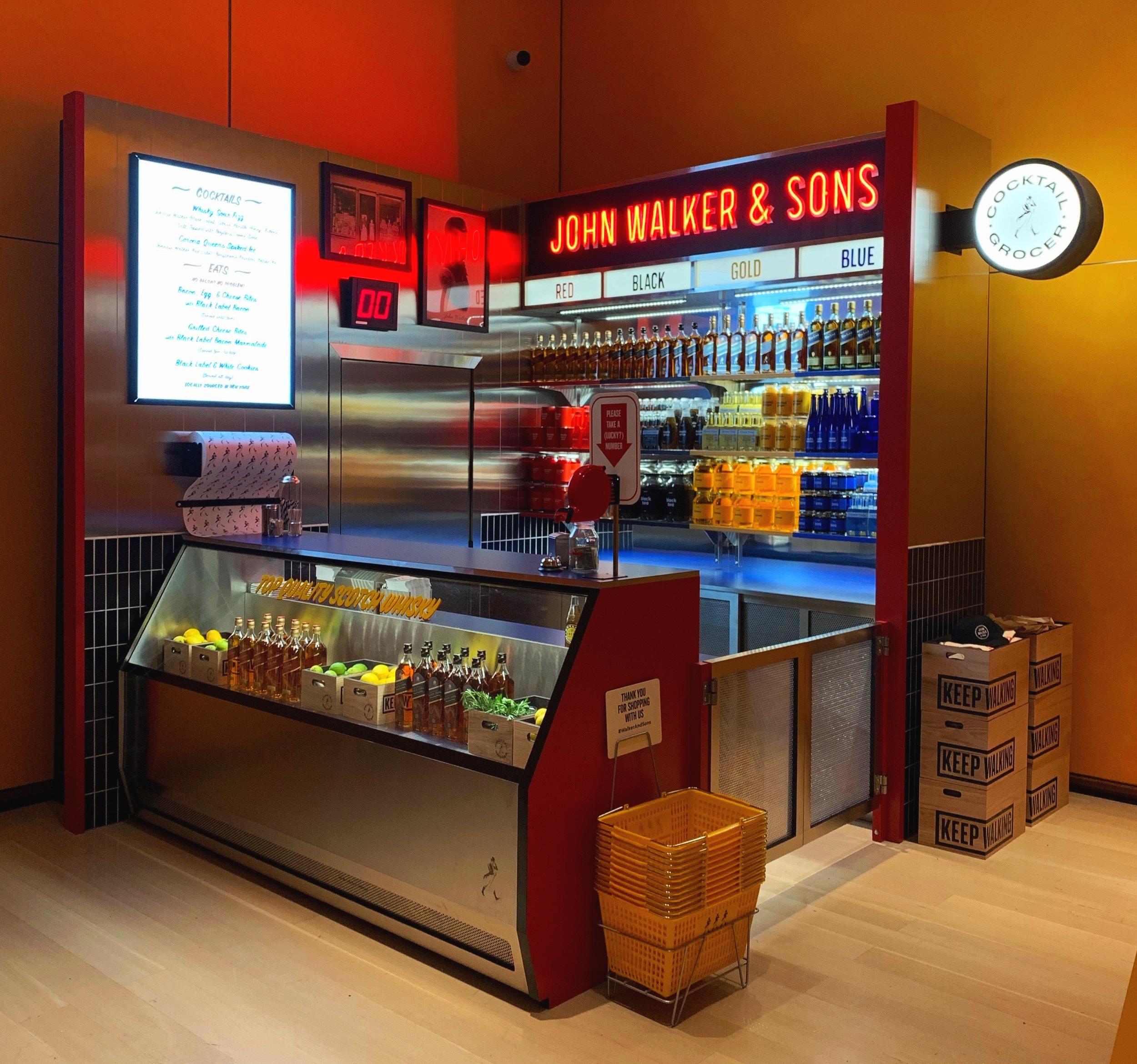 Johnnie Walker NYT Food Festival