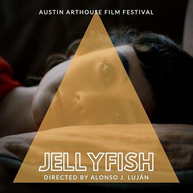 Excited to participate in this year's edition of The Austin Arthouse Film Festival with our music video 'Jellyfish' for @galapaghostatx thanks to the @austinarthouse and to the incredible cast and crew @filmjustinarnold @syd.ec @jacobryanhamilton @sharonarte @floresdaniel14 @floatingavocado @joshverduzco @undeadbatteries @missanniebananie @adurofilm @willmederski @jessipagel @defne_enc @moyo2k @jordanhar0 @coldmaxin @jeremycox