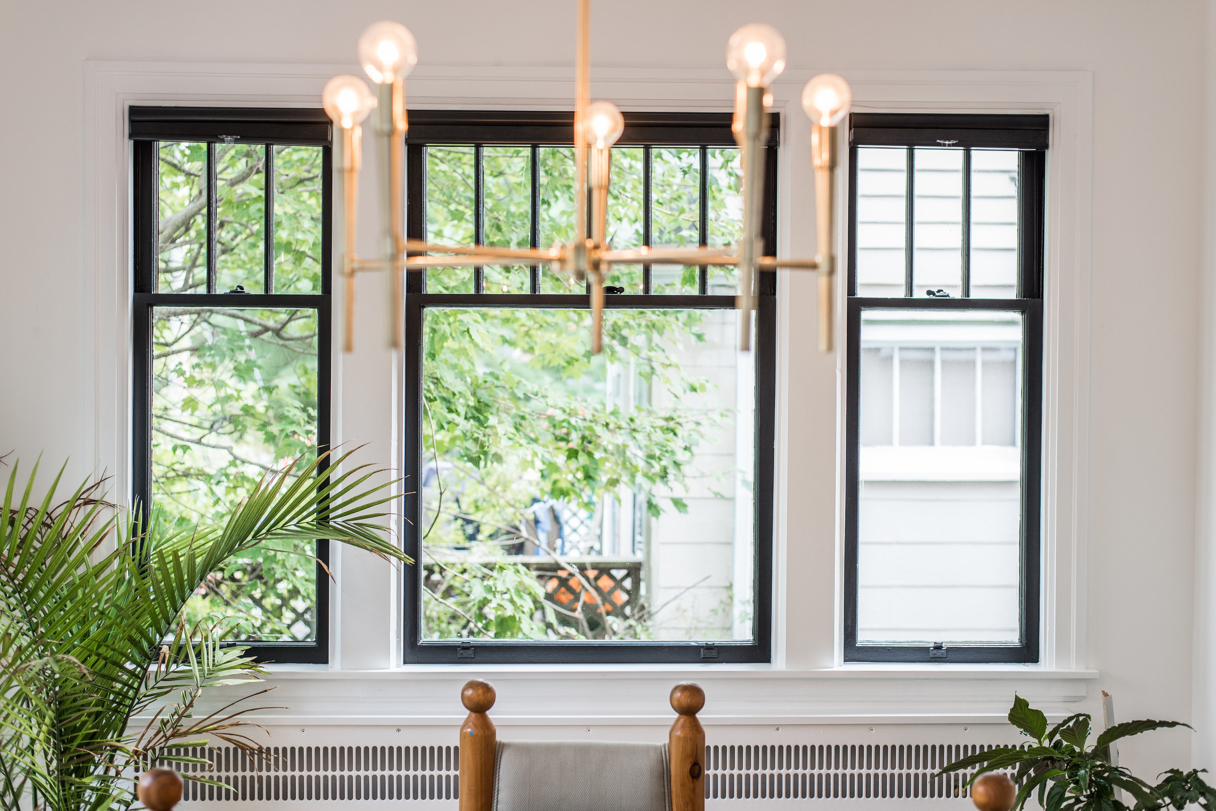 Old Windows Can Become Efficient -