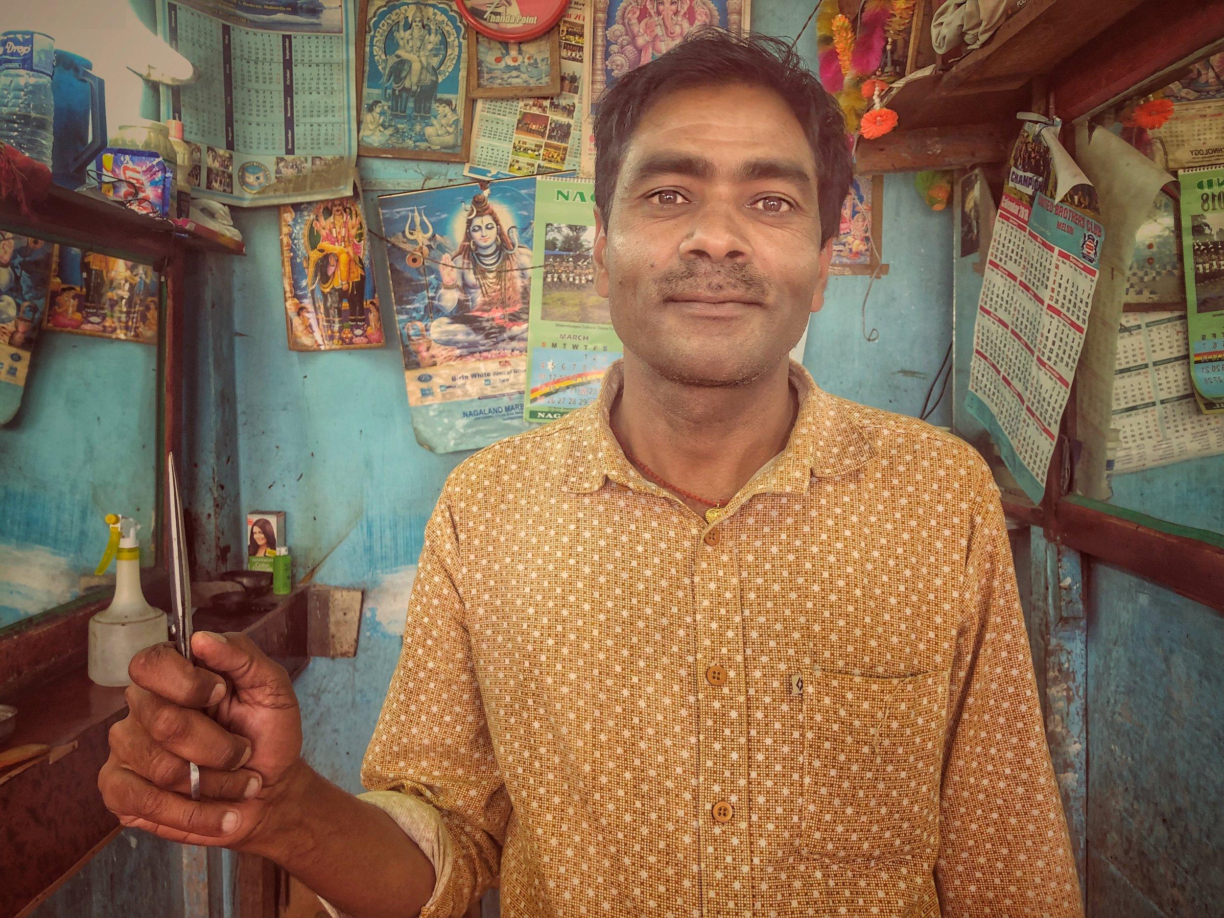 The Barber of Bihar