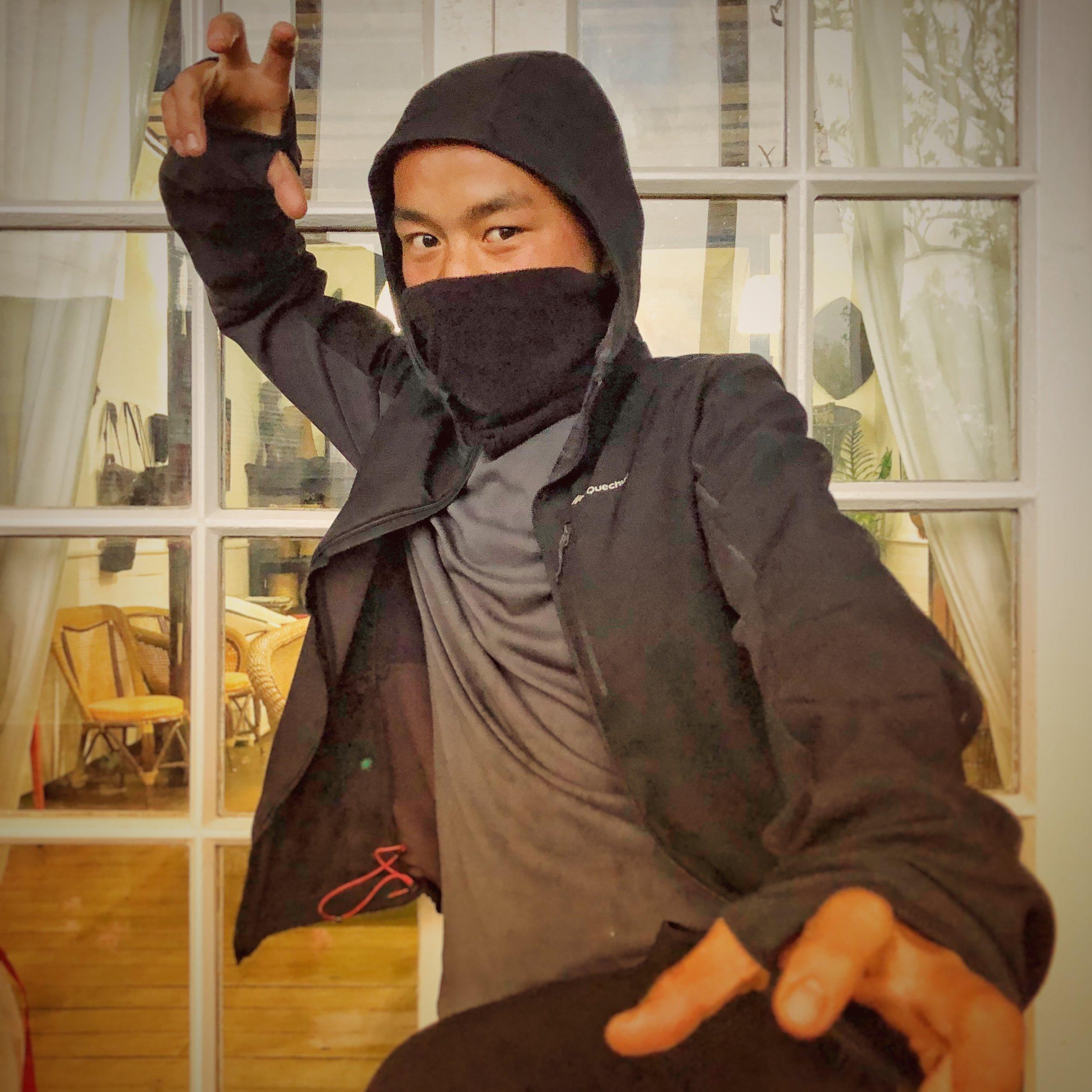 Lumli the Naga Ninja