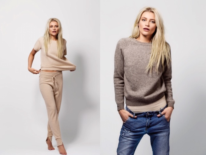 Ayo Oslo Cashmere Collection for Women