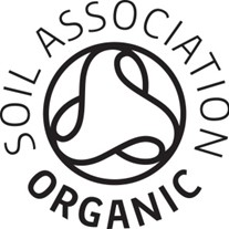 Look for the Soil Association Certification Symbol!