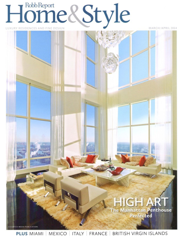 Robb Report Home & Style - City Style, Miami - March-April 2014