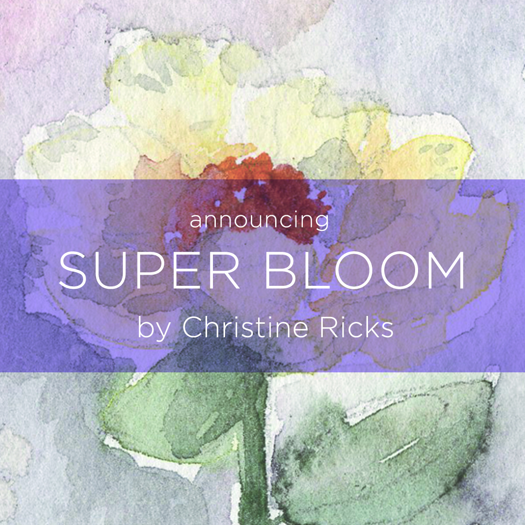 SUPER BLOOM - OBSESSED WITH ALL THINGS TINY