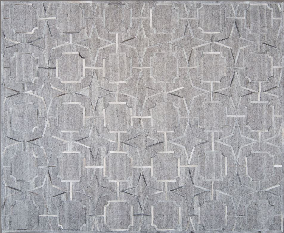 Cowhide Linen Rug Madison Lily.JPG