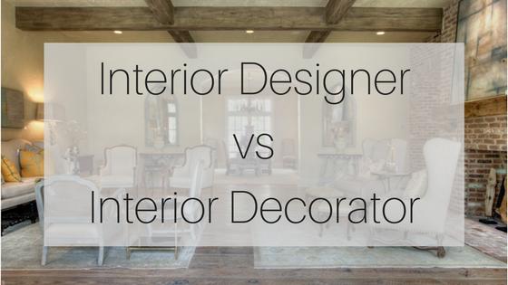Tracy Design Studio Interior Designer Vs Interior Decorator What S The Difference