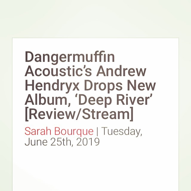 Awesome review of Deep River by Live For Live Music. Link in the bio.  #mandolin #electricmandolin #newrecord #gratefuldead  #deepriver #thankful #liveforlivemusic