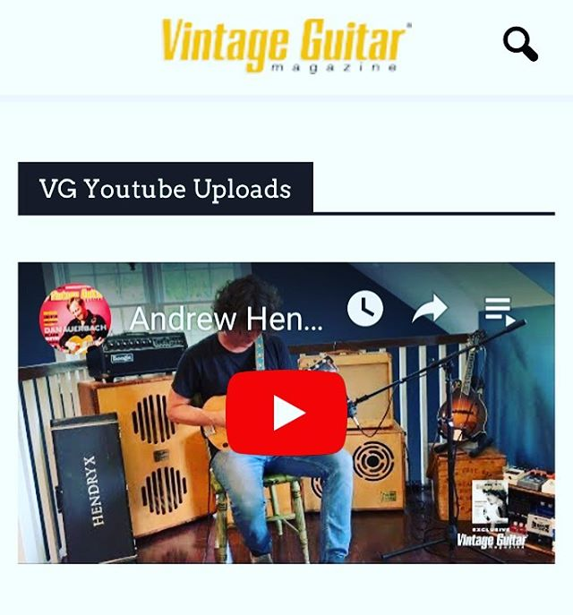 A little Grateful Dead on the electric mandolin. Thanks Vintage Guitar Magazine for the feature!  #vintageguitarmagazine #mandolin #electricmandolin #greatfuldead #jerrygarcia