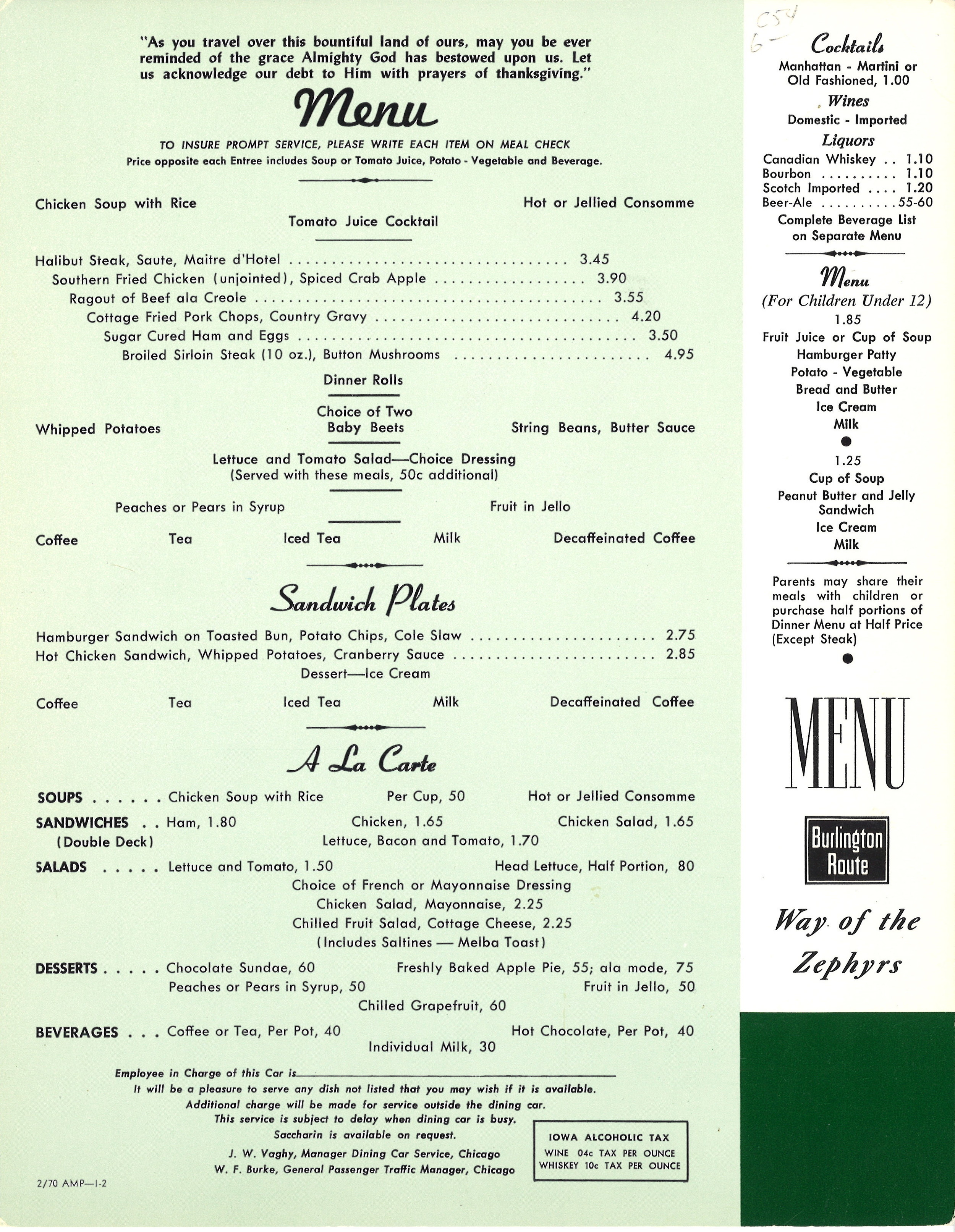 Burlington %22Way of the Zephyrs%22 Menu .jpg