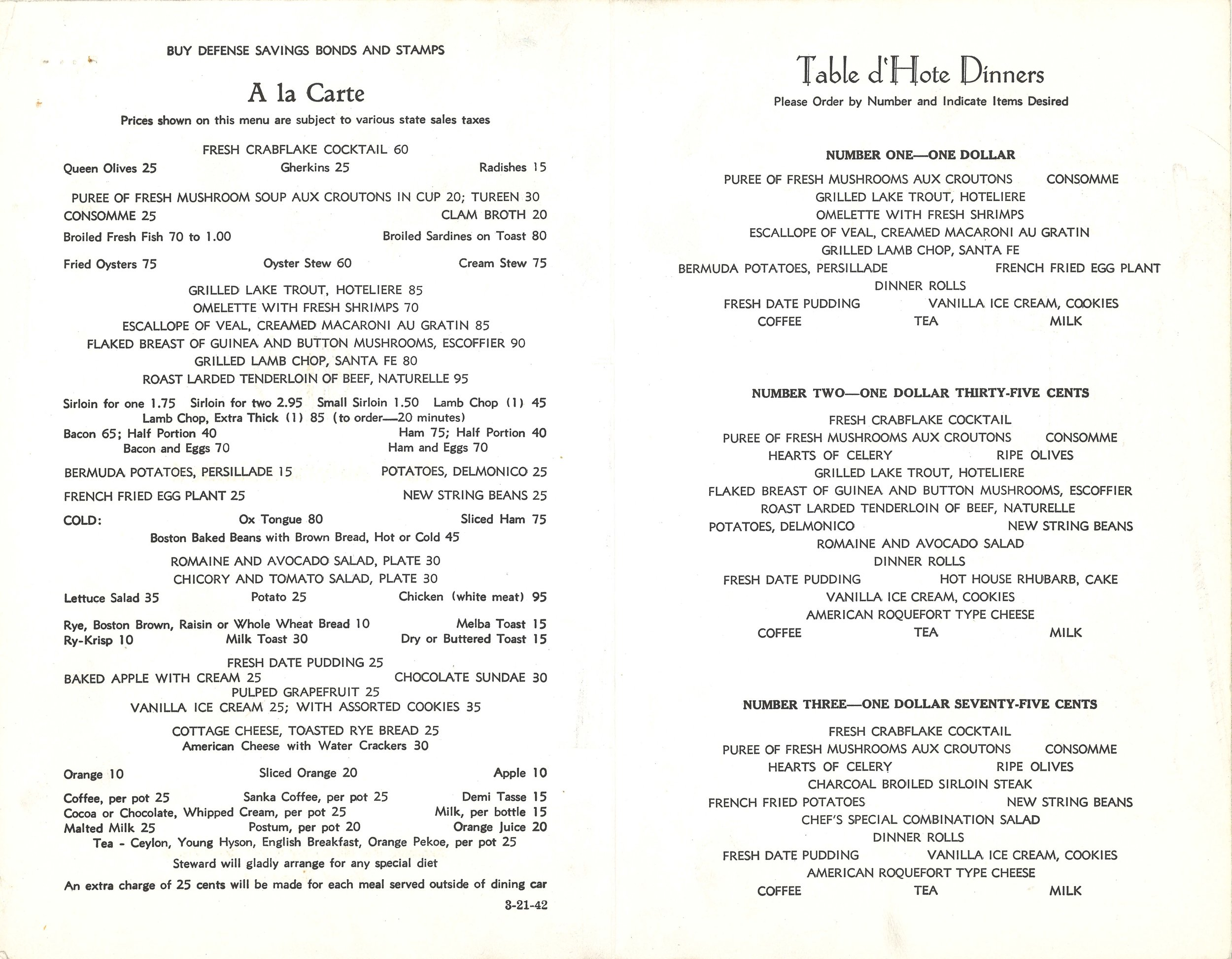 Santa Fe The California Limited Dinner Menu 2.jpg