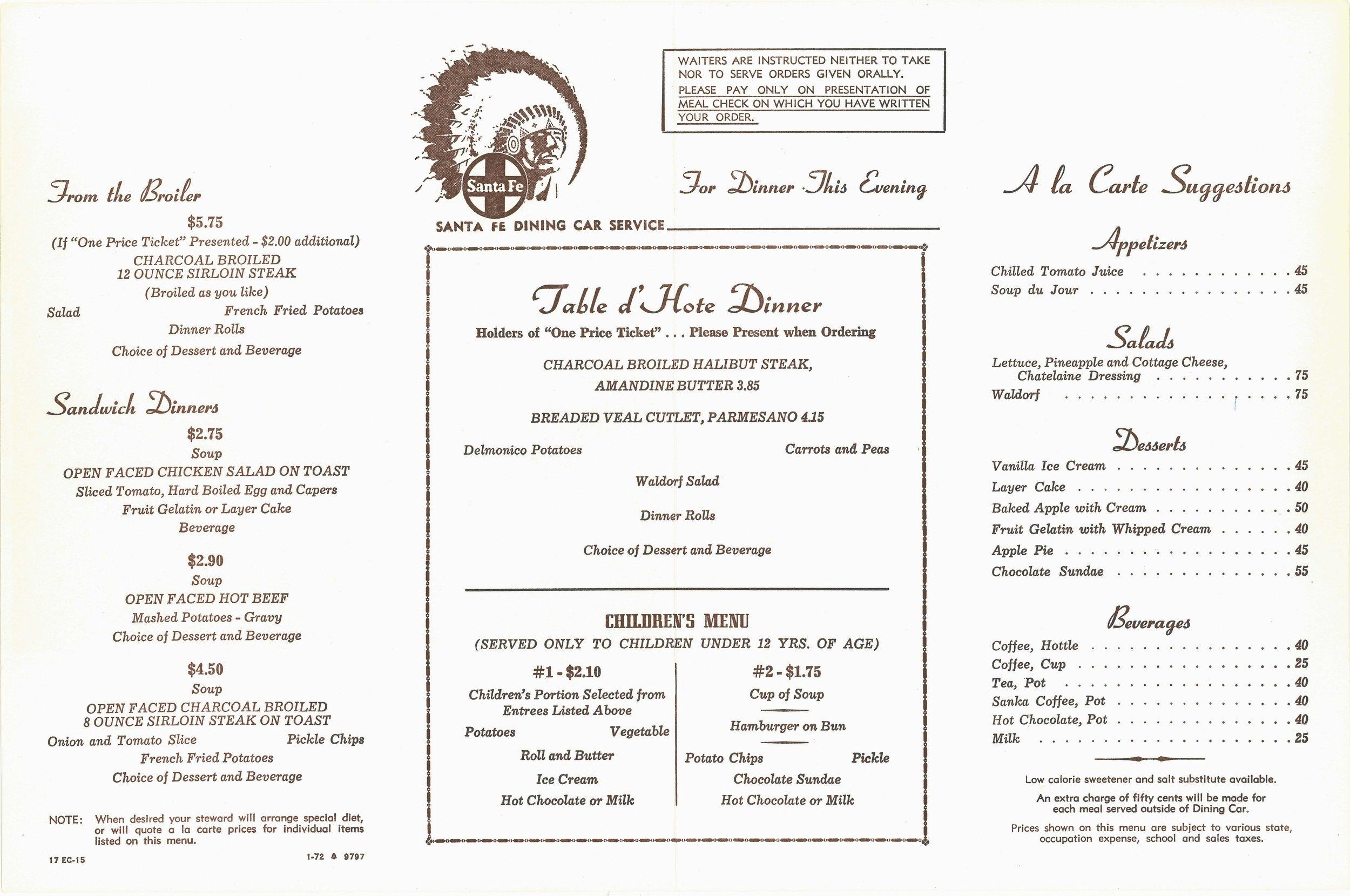 Santa Fe Ranchos de Taos Dinner Menu -2a.jpg