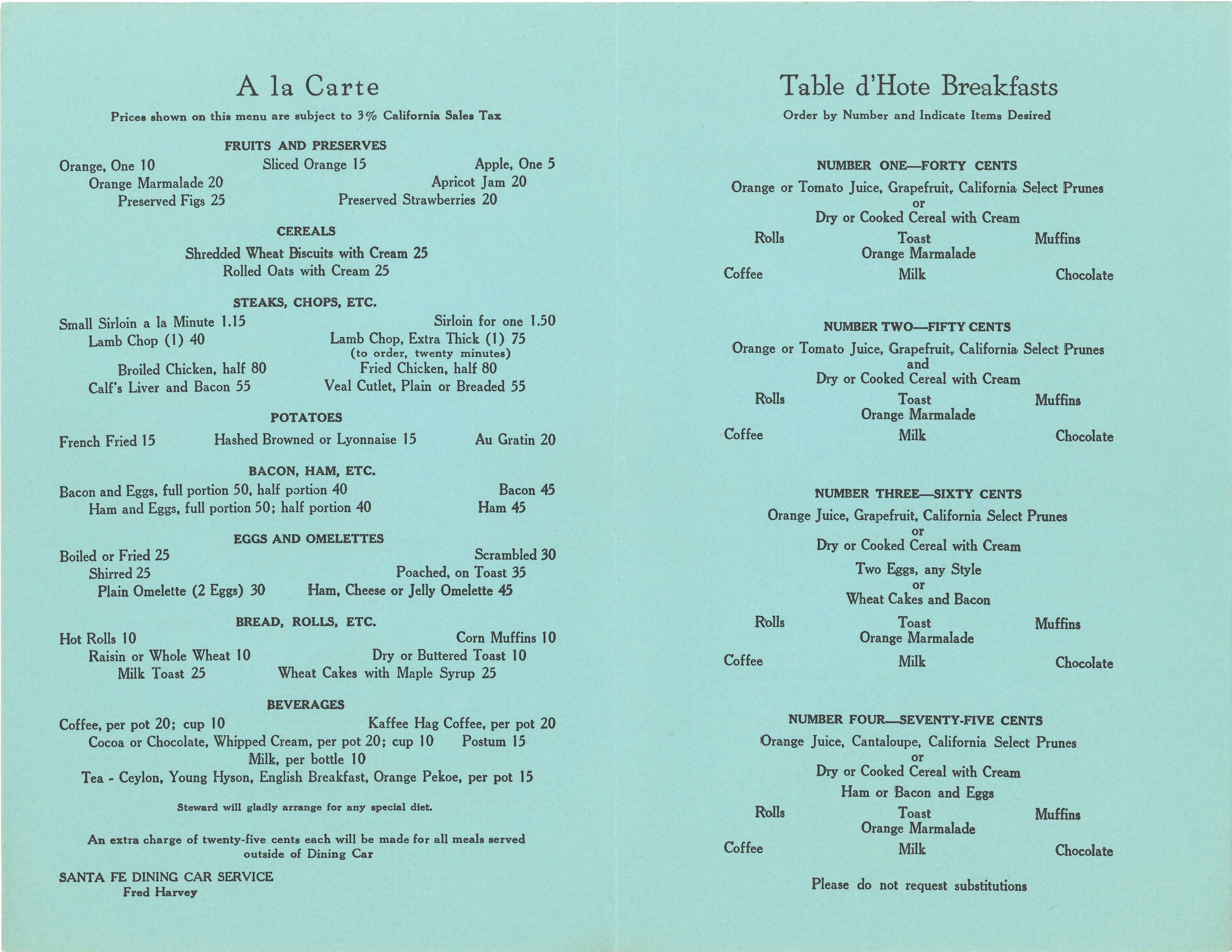 Santa Fe The San Diegan Breakfast Menu May 1938_sm2.jpg