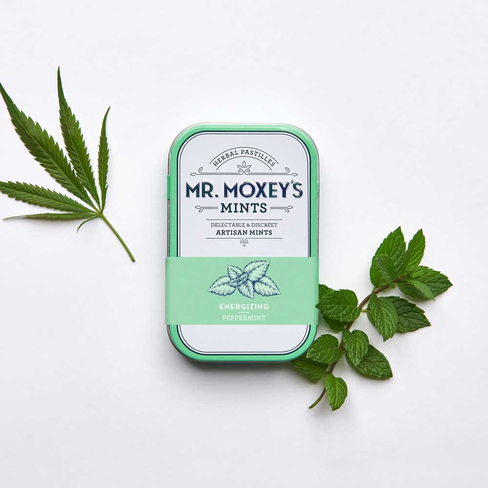 Energizing Peppermint - These refreshing peppermint mints will brighten your day and send you on your way to greatness with Siberian Ginseng to improve stamina and Ginkgo to promote clarity.