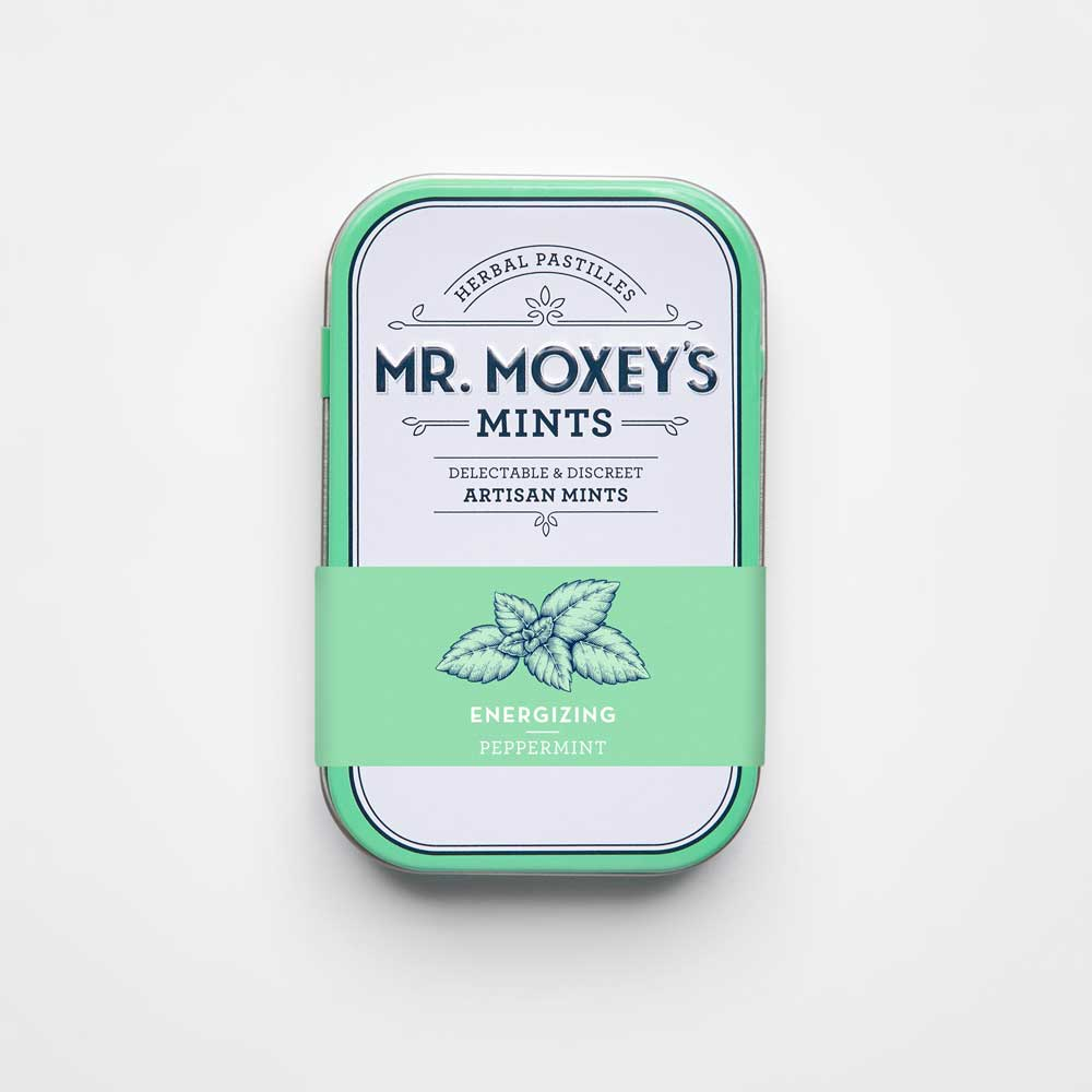 Mr. Moxey's Energizing Peppermint