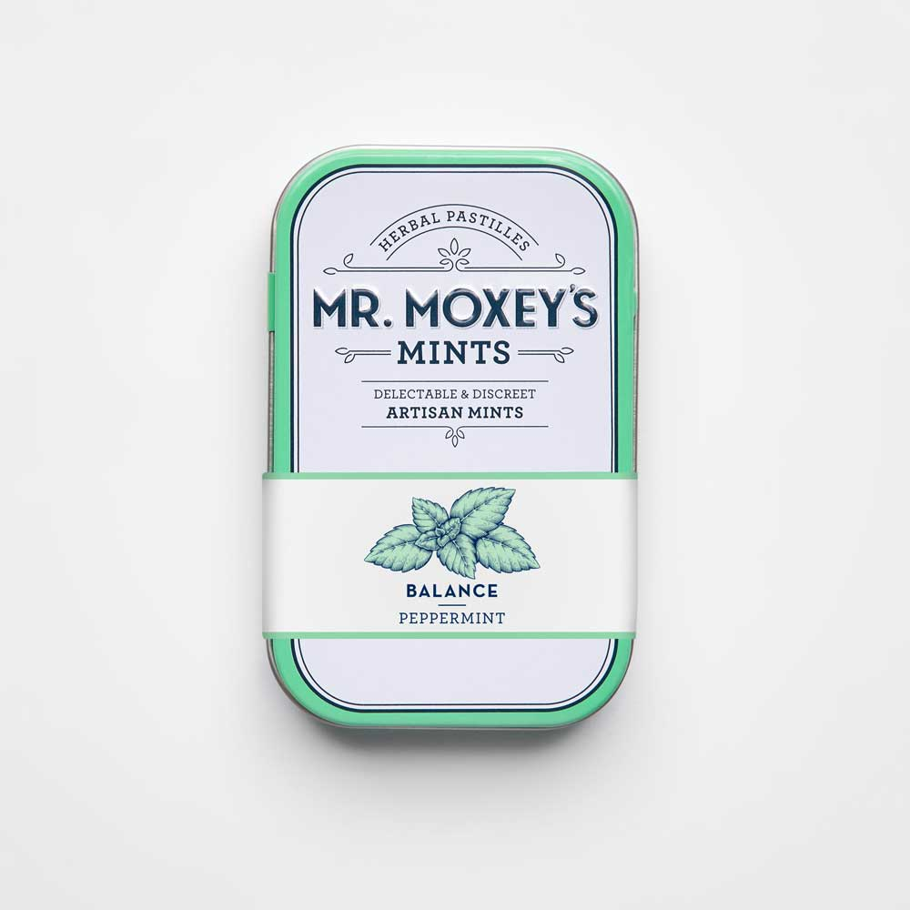 Mr. Moxey's Balance Peppermint