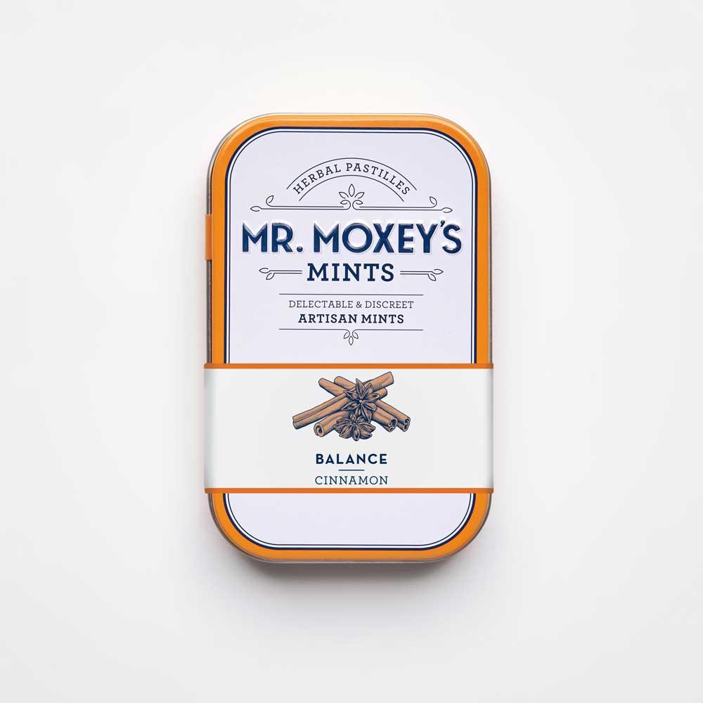 Mr. Moxey's Balance Cinnamon