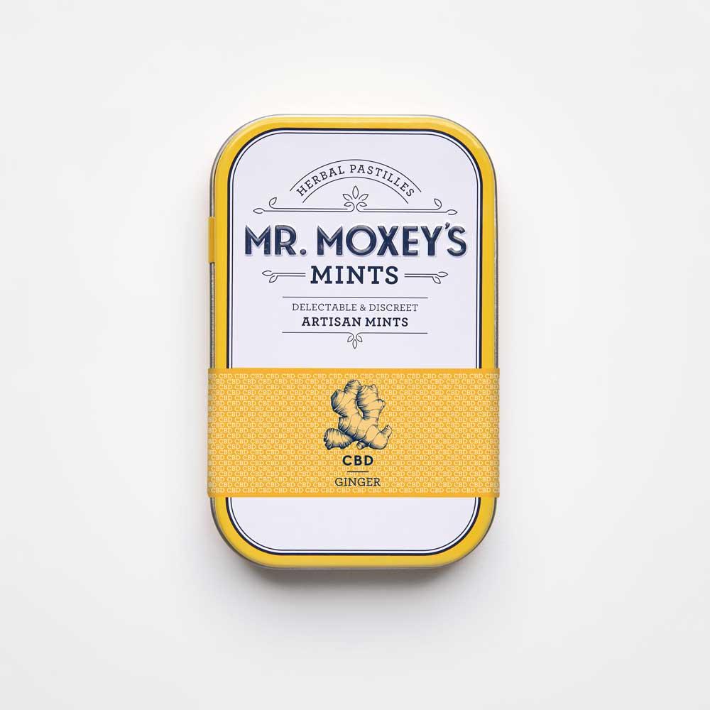 Mr. Moxey's CBD Ginger