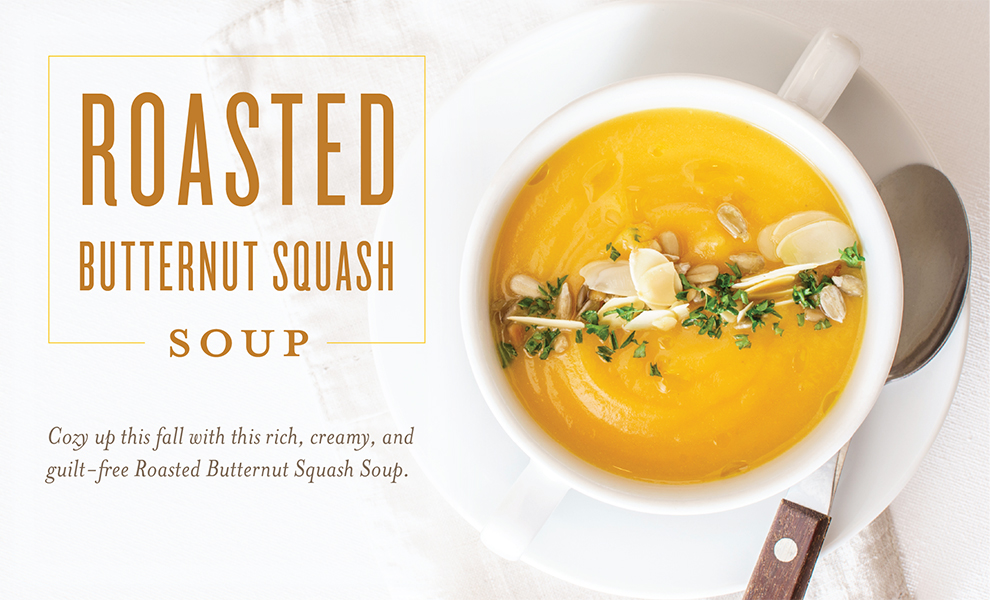 See more at  https://www.youngliving.com/blog/roasted-butternut-squash-soup/