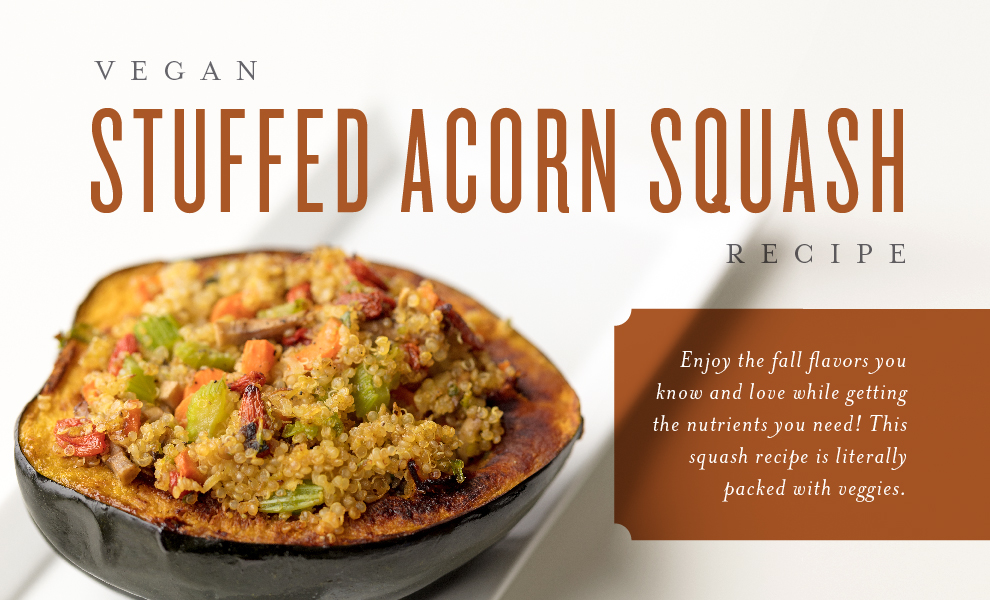 See more at  https://www.youngliving.com/blog/vegan-stuffed-acorn-squash-recipe/