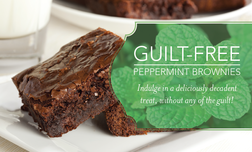 See more at  https://www.youngliving.com/blog/guilt-free-peppermint-brownies/