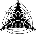 Pekiti-Tirsia Kali - PTK-SMF logo