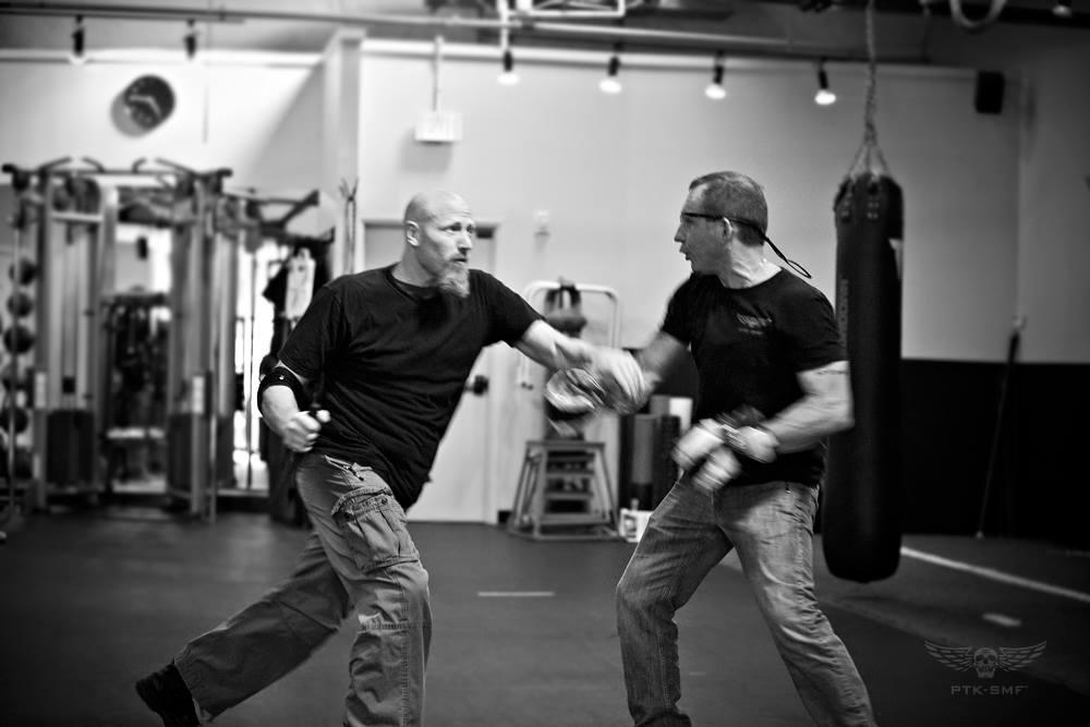 PTK-SMF self-defense combatives training