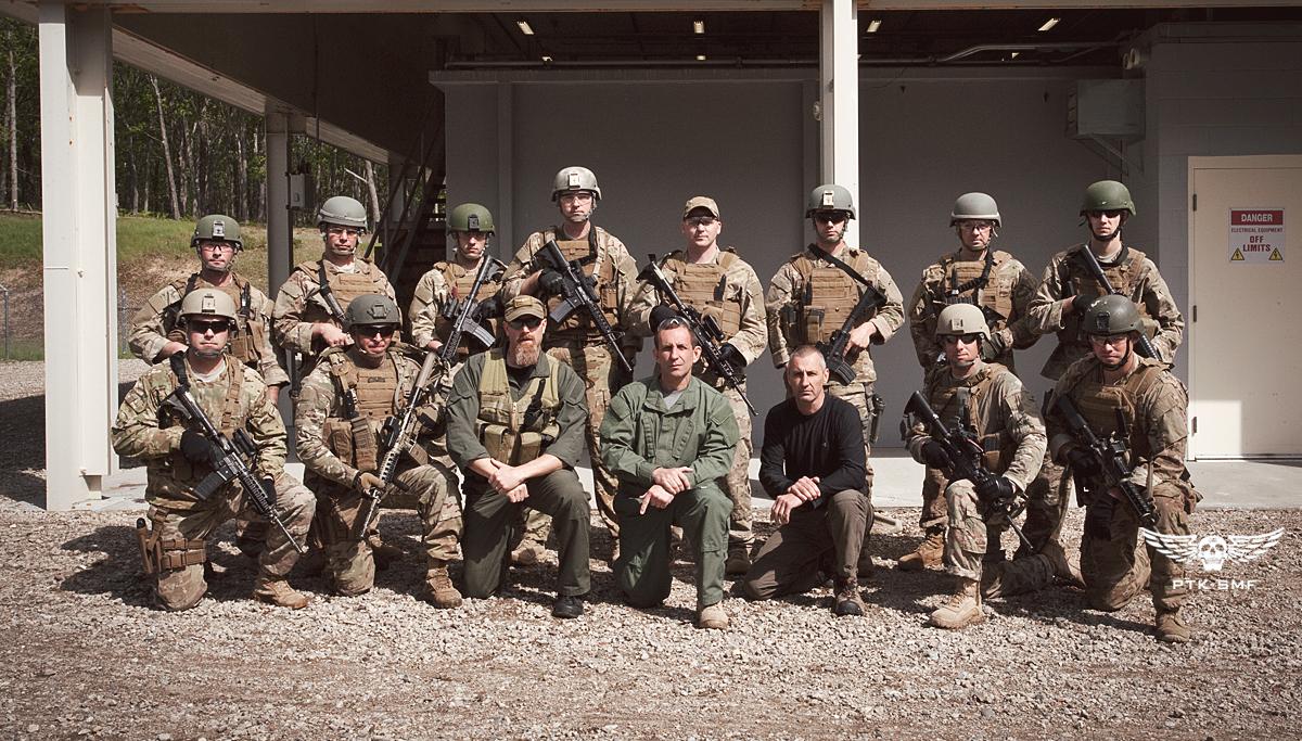 PTK-SMF Military training