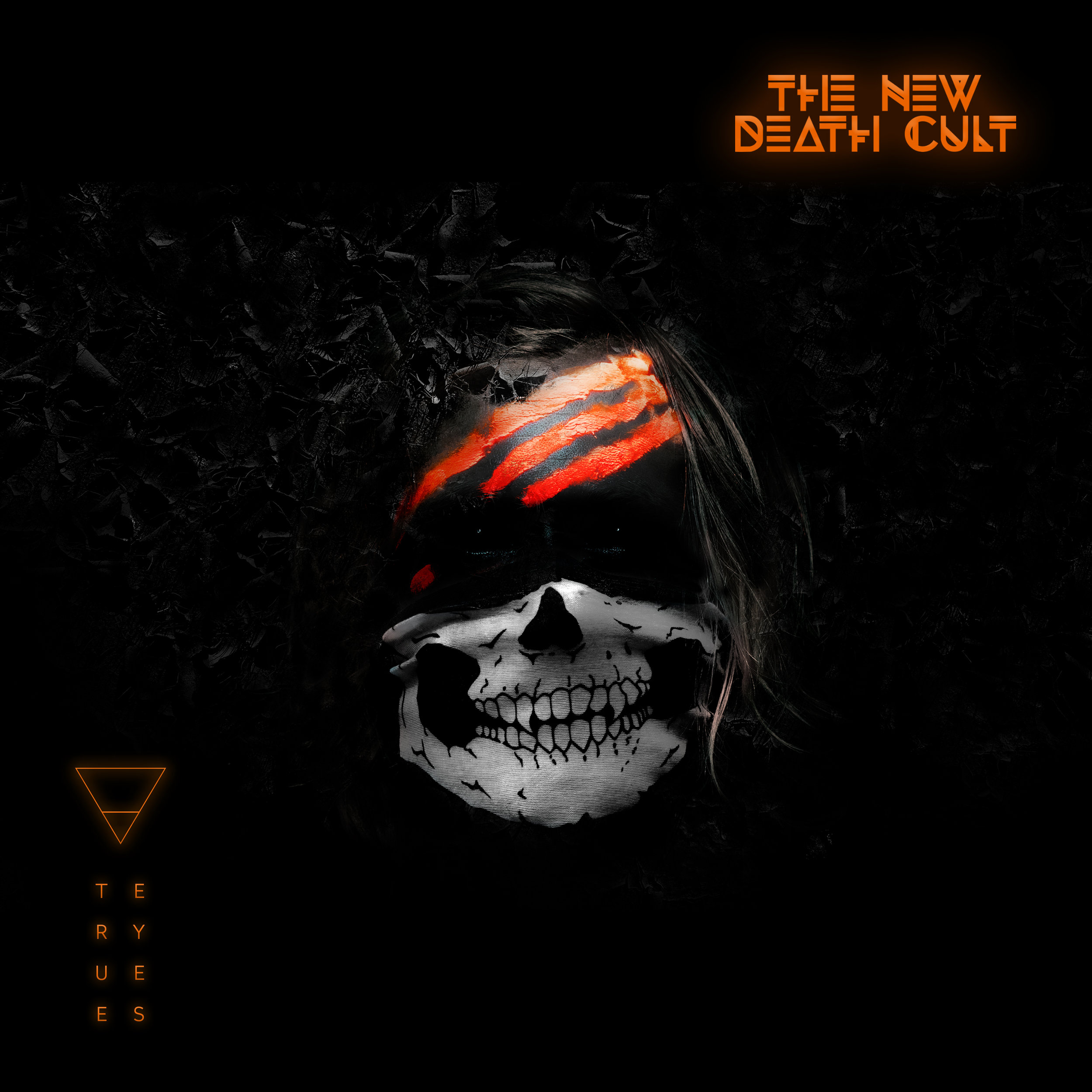 THE NEW DEATH CULT - True Eyes single cover