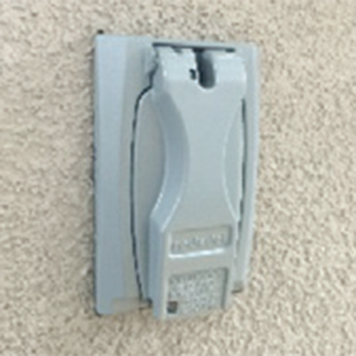 External Electrical Outlet