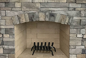 Arched Fire Box -