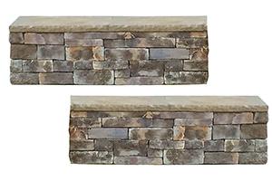 "Seat Walls (pair) - Size: 60"" x 18"""