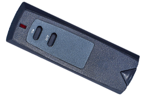 Remote Control - Gas log set remote control