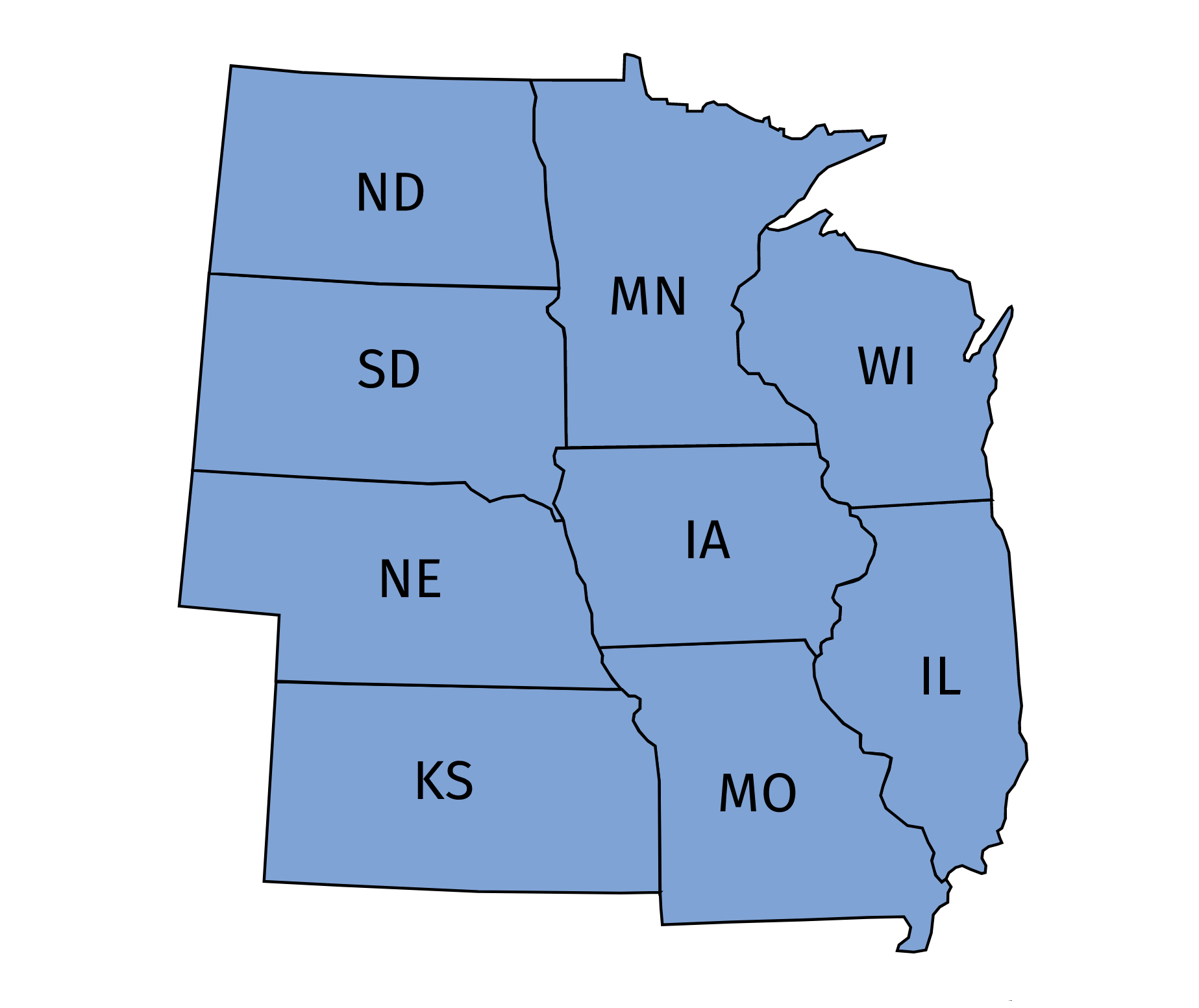 North Central Region -