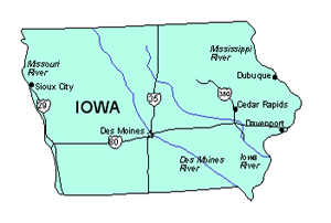 Iowa - ① PLEASURE POOLS & SPASCity: DAVENPORT IA 52806Phone: 563-391-6612Website: https://pleasurepoolsandspas.com/