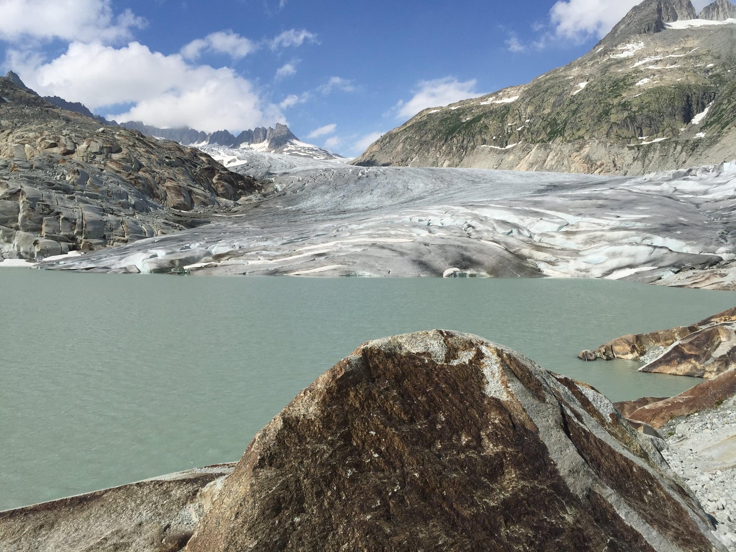 Goodbye Glacier